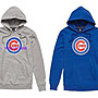 戶外探行者~ MLB 芝加哥 小熊 CUBS LOGO T 長袖 帽T 6760103-550