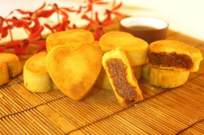 新瑞嘜-養生土鳳梨酥(蛋奶素)