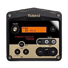 【六絃樂器】全新 Roland TM-2 鼓的音源機 爵士鼓 音源機