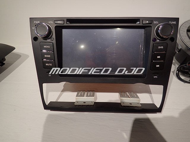 DJD 16 BM-I0557 BMW E90 04~12【專車專用】觸控螢幕多媒體主機 DVD 導航 藍芽 數位