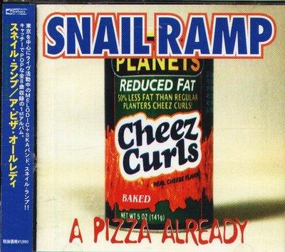 K - SNAIL RAMP - A Pizza Already - 日版