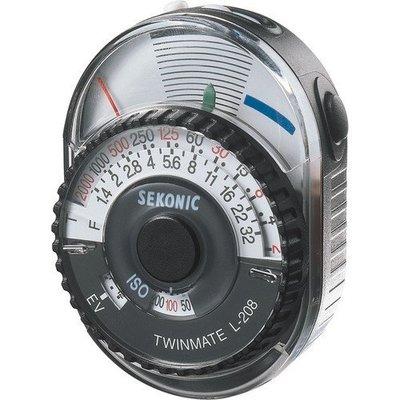 【EC數位】 SEKONIC L-208  簡易型測光表 測光儀 亮度表 入射 反射 入門級 攝影側光