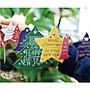 派對用品│聖誕快樂彩旗@紙質聖誕派對禮物聖...
