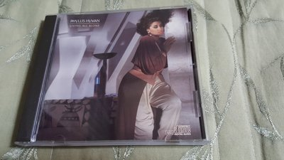 R西洋女(二手CD)PHYLIS HYMAN~LIVING ALL ALONE~