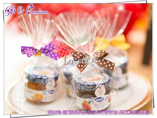 樂芙 Hero蜂蜜甜蜜包 * 結婚小物 蜂蜜 果醬 桌上禮 迎賓禮 二次進場 蝴蝶結飾品 客製愛心貼