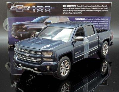 【M.A.S.H】[現貨特價] Motormax 1/24 Chevrolet Silverado Pick-Up