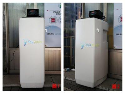 """【清淨淨水店】全自動數位流型軟化控制頭 全戶過濾/地下水處理/軟水型/FRP桶控制頭,1""""出水口賣5000元。"""
