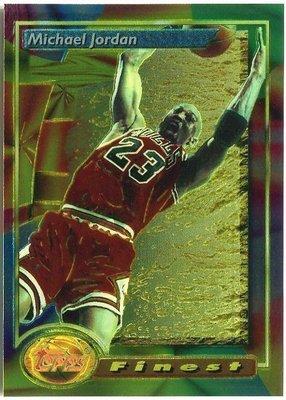 (T)Michael Jordan 1993-94 Finest #1
