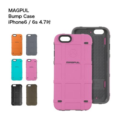 【Magpul】Bump Case 高強度防震手機殼 iPhone6/ 6s (4.7吋) 台北市