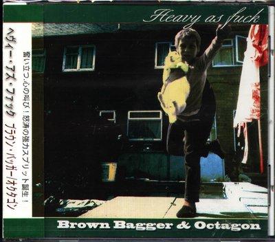 K - Brown Bagger & Octagon (4) - Heavy As F*ck - 日版 - NEW