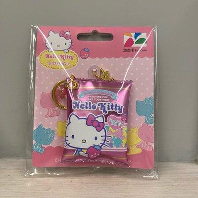 《限時優惠》 Hello Kitty 軟糖 悠遊卡 🎀 7-11 非icash 限量 糖果 草莓