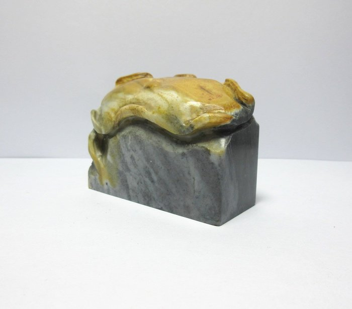 出賣家藏--高檔印材  壽山石 巴林石 雞血石 荔枝凍 杜陵石