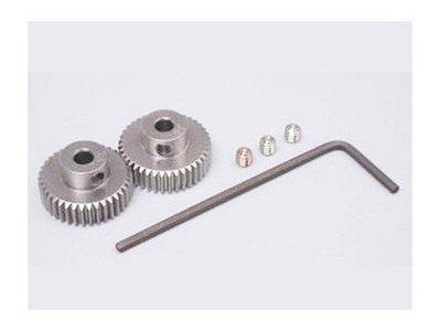 04 Pinion Gear 0.4M馬達齒 38T/39T[53407]