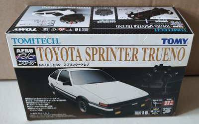 TOMY Toyota Sprinter Trueno