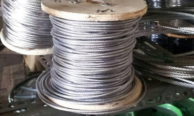 白鐵鋼索 2mm(7*7) 不銹鋼鋼絲繩