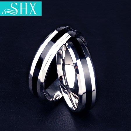 霸氣男士戒指 時尚韓版鈦鋼指環個性潮男生飾品戒子配飾情侶戒指