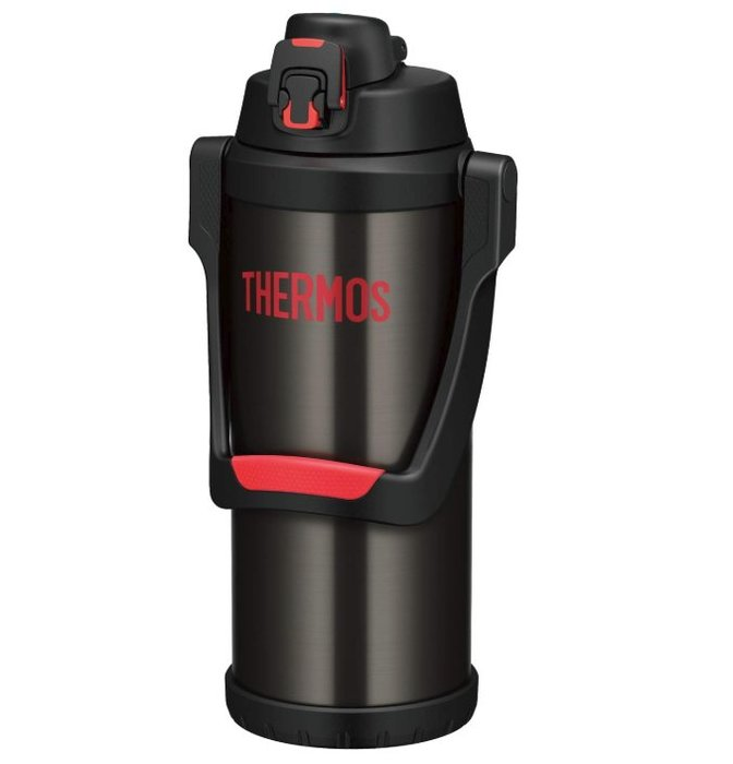 《FOS》日本 THERMOS 膳魔師 保冷瓶 保冷壺 2.5L 運動水壺 冷水壺 水瓶 旅遊 健身 夏天 消暑 熱銷