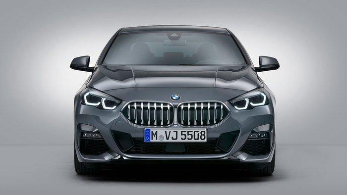 【樂駒】 BMW F44 2GC 原廠 LuxuryLine 鍍鉻銀 水箱罩 加裝 空力 外觀 套件