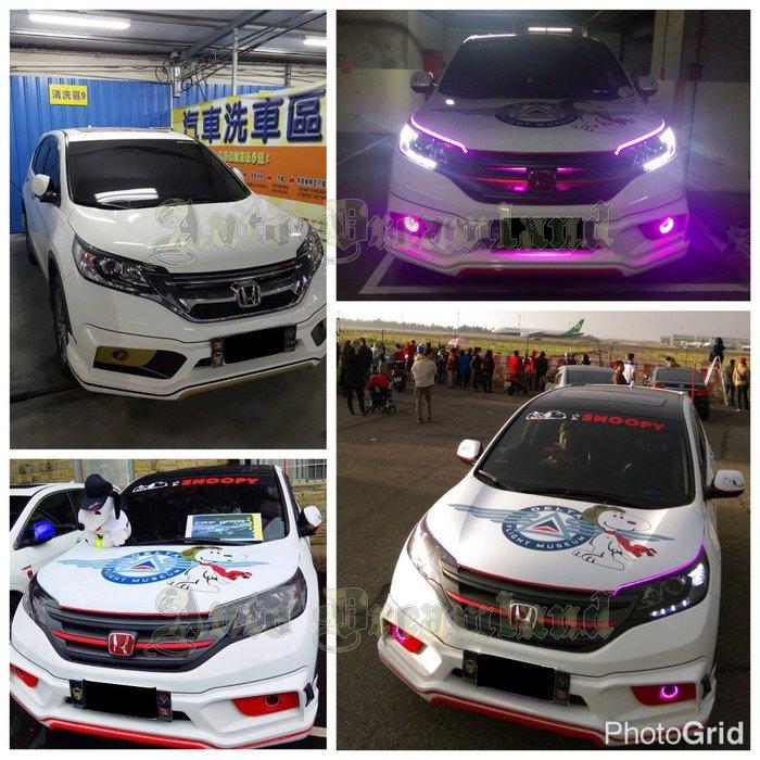 Honda 本田 Super CRV CR-V CRV4 四代 4代 專用 Mugen 無限 式樣 前下巴 前中包 大包