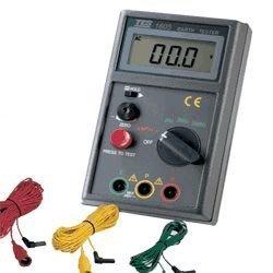 TECPEL 泰菱》TES 泰仕 TES 1605 數位接地電阻計 電阻計 接地電阻計 大地電壓 TES-1605