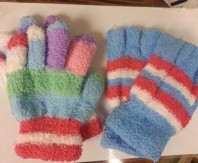 全新 手套 手襪 保暖 彩色 大人$40(包平郵)