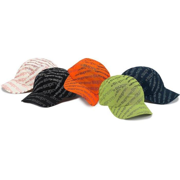 【美國鞋校】預購 Supreme SS20 Radial Camp Cap 五分帽