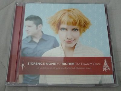 ☆LEMONed Hide☆出清二手SIXPENCE NONE the RICHER The Dawn of Grace