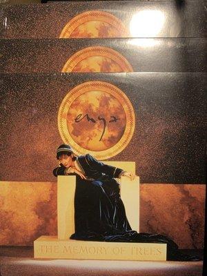 (全新未拆封)恩雅 Enya - 樹的回憶 The Memory Of Trees 黑膠LP
