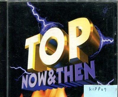 *真音樂* TOP NOW & THEN 二手 K19907