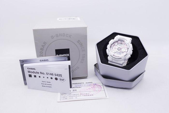 【台中青蘋果】卡西歐 Casio G-Shock S系列 GMA-S110MP-7A 二手 手錶 #12326