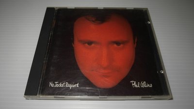 Phil Collins No Jacket Required 菲爾柯林斯 無IFPI 1985 CD 西洋男歌手