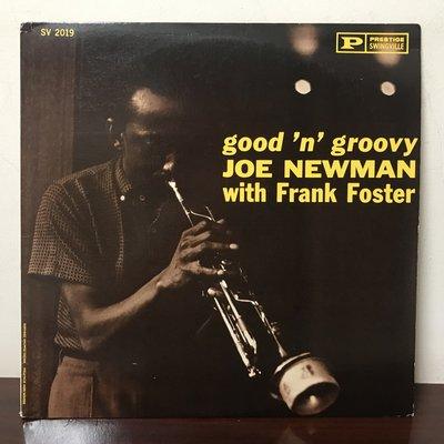 晨雨黑膠【爵士】美版/Joe Newman With Frank Foster – Good 'N' Groovy