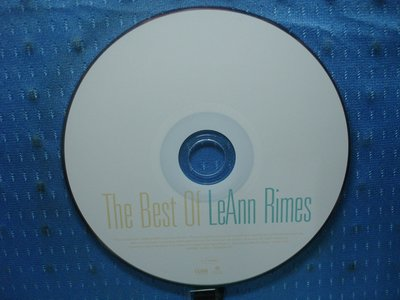 [無殼光碟]AL LeAnn Rimes The Best of LeAnn Rimes CD+VCD
