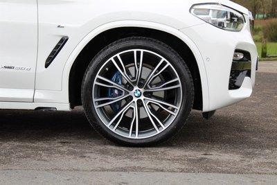 ✽顯閣商行✽BMW 德國原廠 G01 X3/G02 X4 726i 21吋 鋁圈組 輪圈 改裝 升級 大腳 M40i