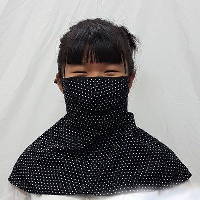 薄型 超大護頸防曬口罩 遮陽 防塵 防紫外線口罩 遮臉防護面罩 透氣口罩 防曬口罩 防曬裙 防曬外套