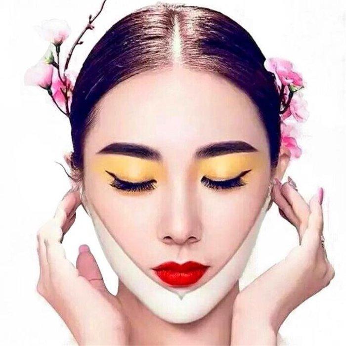 正品小V臉面膜神器掛耳提拉緊致繃帶雙下巴貼韓國學生女