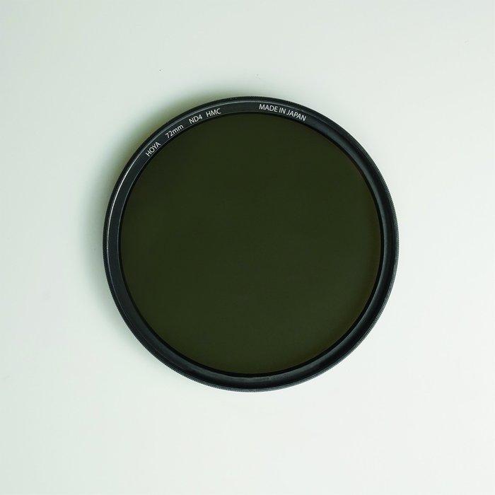鏡花園 圓型減光鏡 ND4 72、77mm (出租濾鏡)