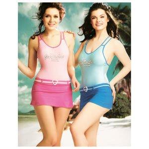 泳裝出清【推薦+】心-兩件式女泳裝E999-7051(兩件式泳裝.二件式泳衣.泡湯泳衣.女泳裝