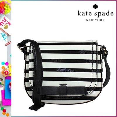 ♥ 妮妮小舖 ♥ KATE SPADE 可愛輕巧耐用防水蝴蝶結斜背包【$2380含運】現貨在台