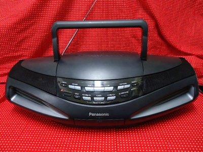 ~【白姫の部屋】~  Panasonic 國際牌 精典手提音響 RX-ED77 2個卡帶匣 功能一切正常