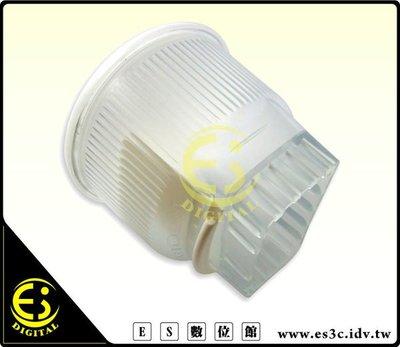 JASDEN 捷士登 580EX EF500 DI622 透明柔光罩 多功能碗公 內附三色反光片
