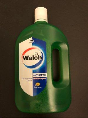Walch 99.99%消毒藥水