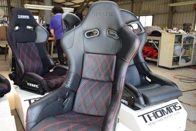 PRODRIVE ZETA功夫龍碳纖維小牛皮桶型賽車椅 尺寸L坐起來不會有壓迫感 RECARO BRIDE