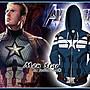 【Men Star】免運費 復仇者聯盟4 美國隊長 ...