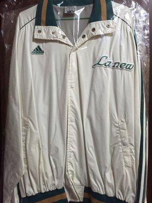 王柏融 陳俊秀 郭嚴文 林泓育 所屬 Lamigo 前身 La New 熊隊時期 實戰球衣外套 Adidas 製