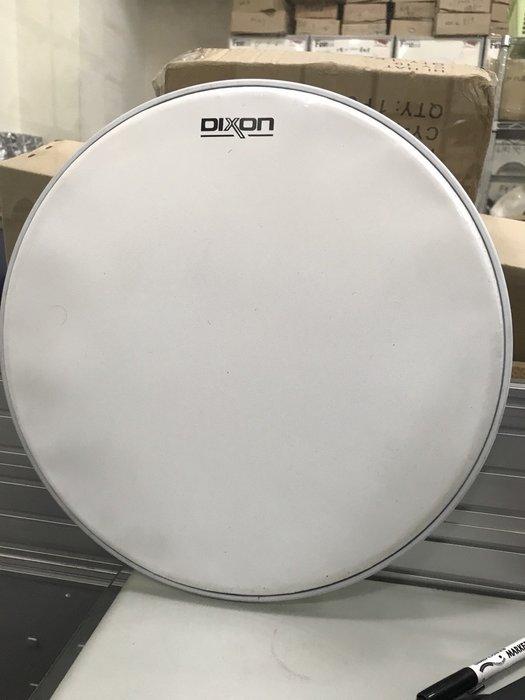 庫存品 【華邑樂器】DIXON 14吋噴白鼓皮