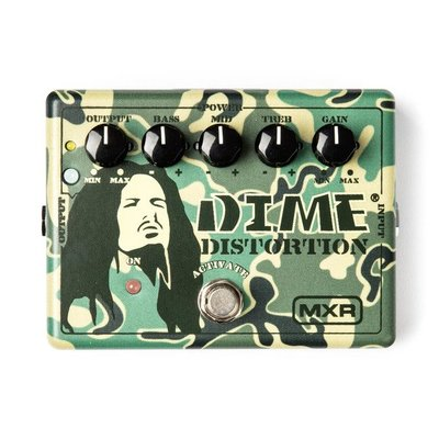 MXR DD11 DIME Distortion 失真效果器|BigNose