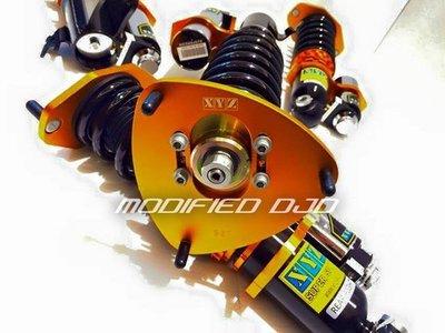 DJD 16 XYZ-I0144 BENZ 賓士 C CLASS W203 XYZ避震器 街道版 c200 c240