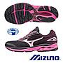 詹士 MIZUNO 美津濃 WAVE RIDER 20 寬楦 女 一般型慢跑鞋  J1GD170608
