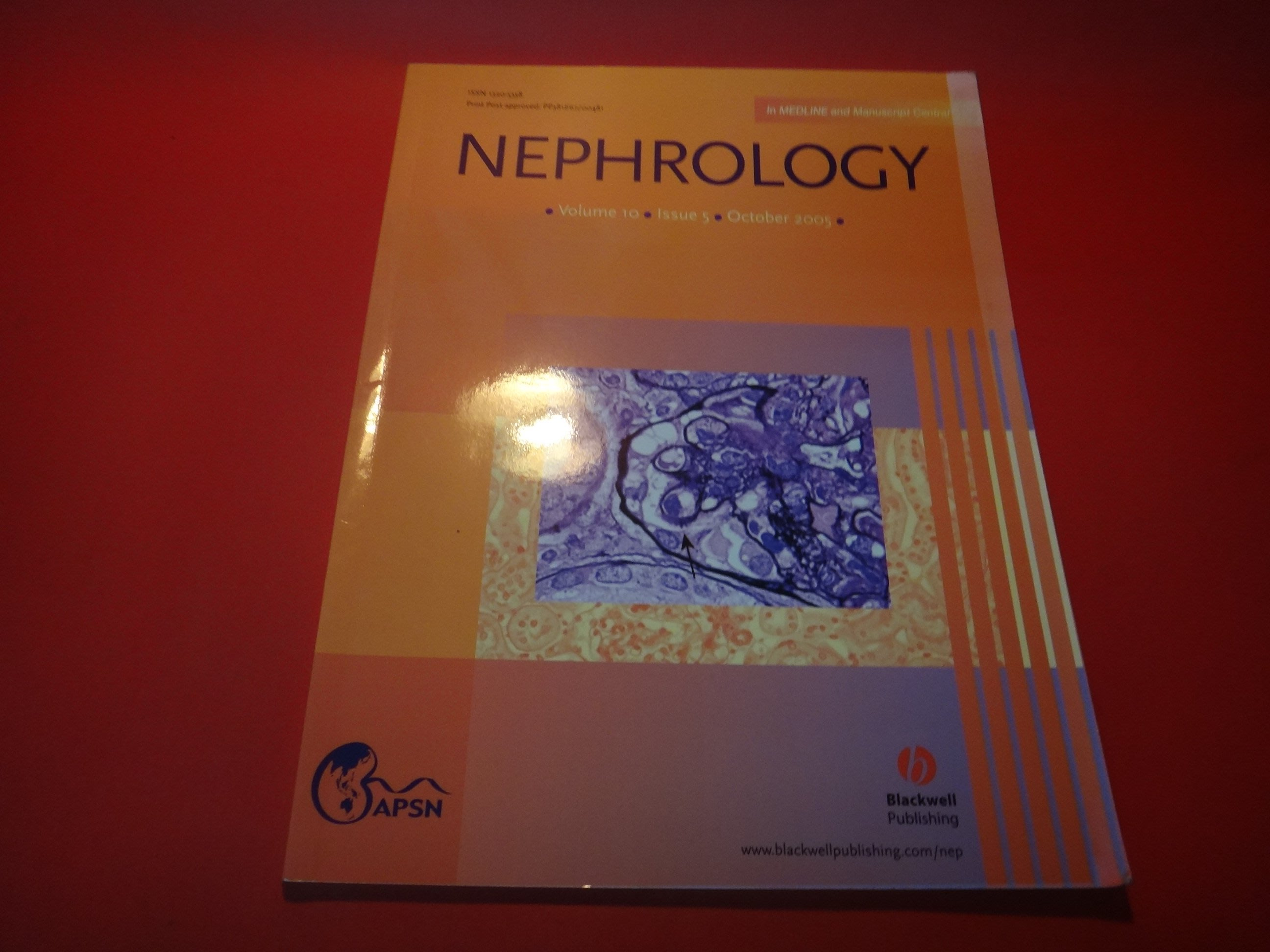 【愛悅二手書坊 17-44】Nephrology